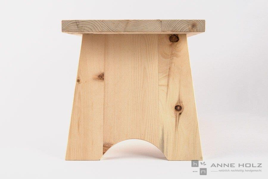 Holzschemel